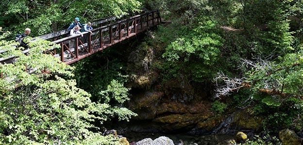 Southern Oregon Hiking Trips