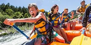 Raft Rogue River