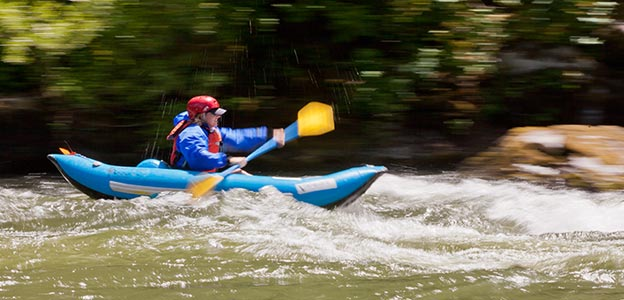Day Rafting Trips on the Rogue River