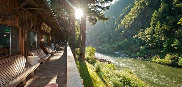 Rogue River Trips