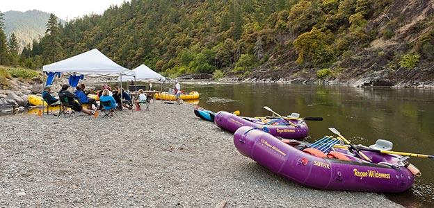 Rogue River Rafting Trips