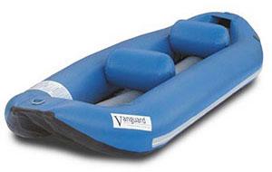 Tandem Vanguard Kayak Rental