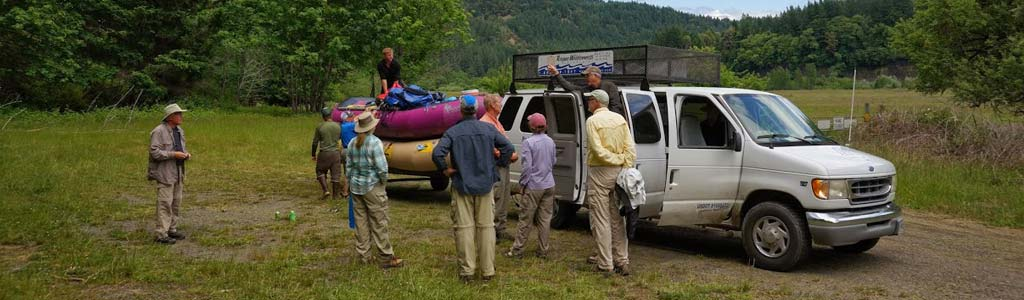 Rogue River Shuttle