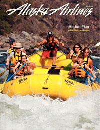 Alaska Airline Magazine