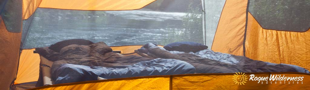 Camping on the Rogue River