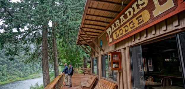 Paradise Rogue River Lodge