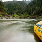 Morning on the Rogue River