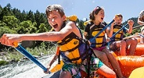 kid friendly rafting trips